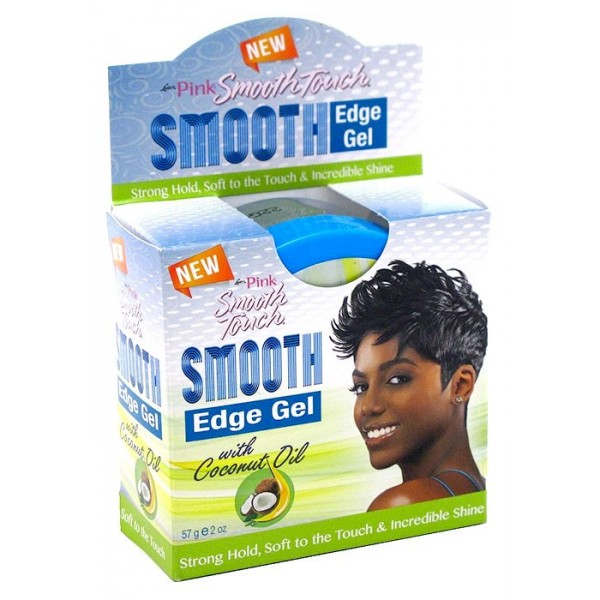 """LUSTER'S Gel coiffant COCO """"SMOOTH EDGE GEL"""" 57g"""