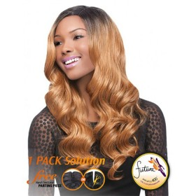 OUTRE tissage PARISIAN BUNDLE HAIR 5PCS (Batik)