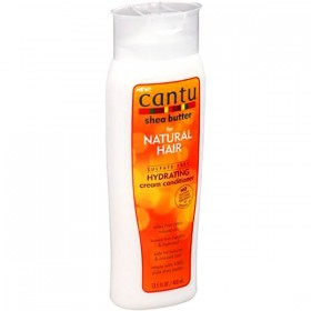 "CANTU Après-shampooing hydratant KARITE 400ml ""HYDRATING CREAM CONDITIONER"""