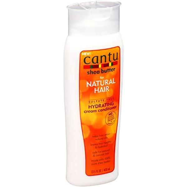 "CANTU Après-shampooing hydratant KARITE 400ml ""HYDRATING CREAM CONDITIONER"""