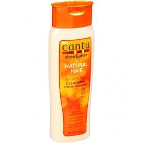 "CANTU Shampooing nettoyant KARITE 400ml ""CLEANSING CREAM SHAMPOO"""