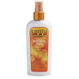 "CANTU Curly hair detangling spray KARITE ""coil calm detangler"" 237ml"
