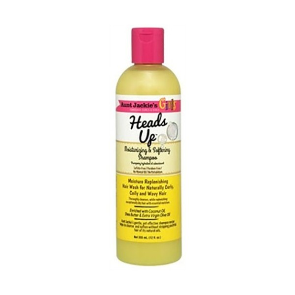 AUNT JACKIE'S Shampooing hydratant (Heads up) 355 ml