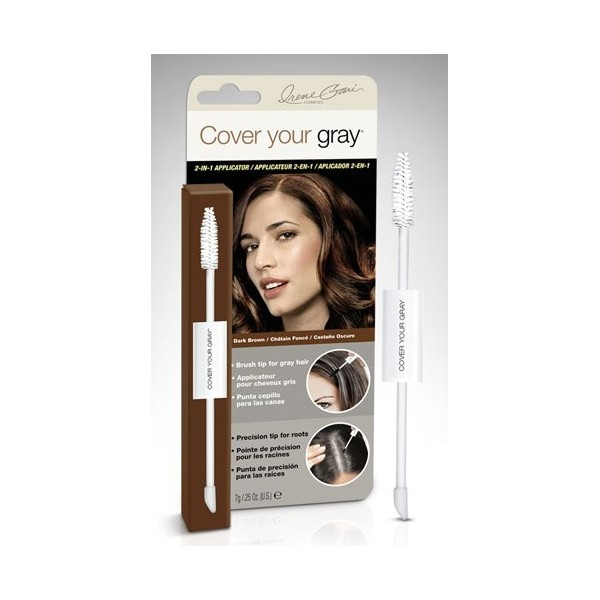 Irene Gari Applicateur retouche 2 EN 1 * DARK BROWN *