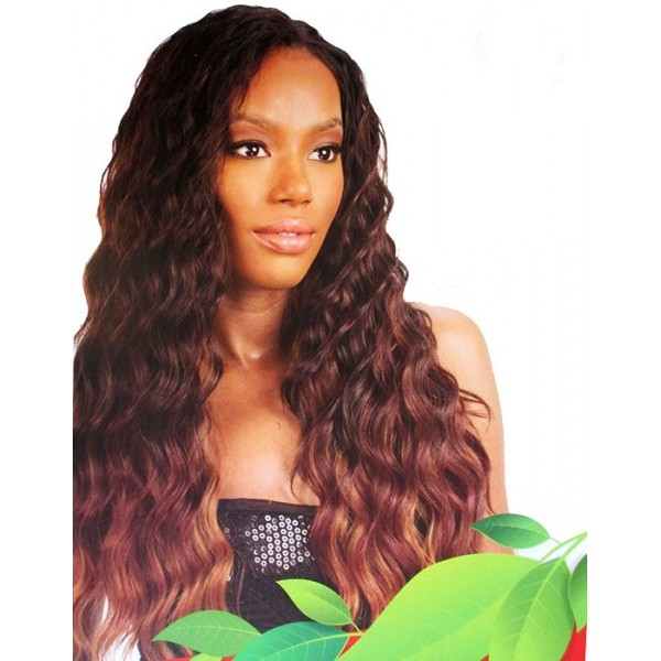 MODEL MODEL tissage PERUVIAN SOFT BUNDLE WAVE 7PCS