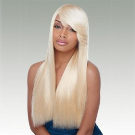 "JANET tissage NATURAL REMY STRAIGHT 14"" (Nordic)"