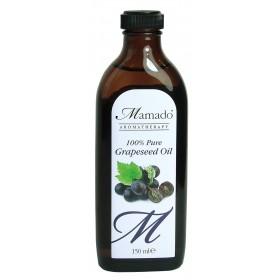 MAMADO AROMATHERAPY Grape seed oil 100% pure (Grapeseed) 150ml