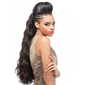"OUTRE natte BRAZILIAN BUNDLE HAIR 24"" (Batik)"