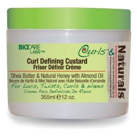 CURLS & NATURALS Curl Definition Gel KARITE HONEY Almond 340g (CURL DEFINING CUSTARD)