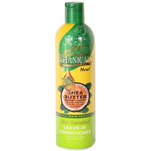 BOTANICALS Après-shampooing sans rinçage KARITE 355ml (Leave-in Conditioner)