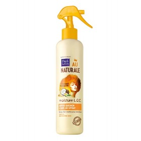 DARK & LOVELY AU NATURAL L.O.C Super Hydrating Leave-In Spray 250ml (SUPER QUENCH MOISTURE L.O.C)