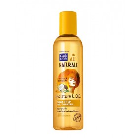 DARK AND LOVELY HUILE Huile capillaire hydratante COCO MORINGA 122ml (SOAK IT UP OIL COCKTAIL L.O.C)