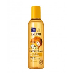 Huile capillaire hydratante COCO MORINGA 122ml (SOAK IT UP L.O.C)
