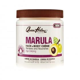 QUEEN HELENE Crème au Marula visage et corp 425g