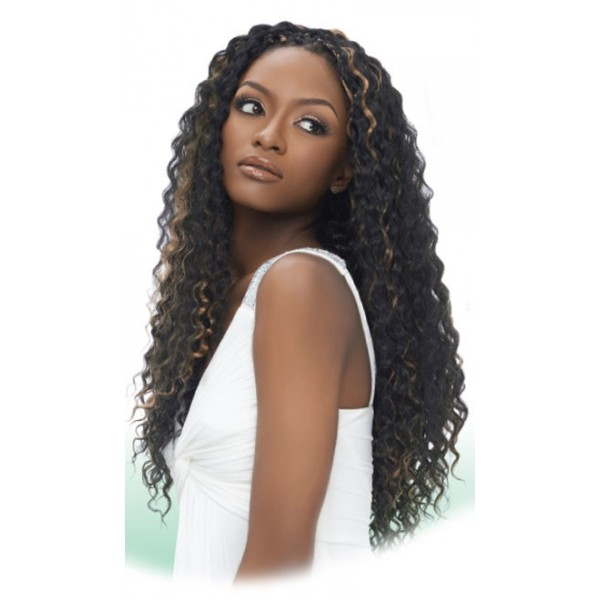 "HARLEM natte CHIC 24"" (BEST BRAID)"