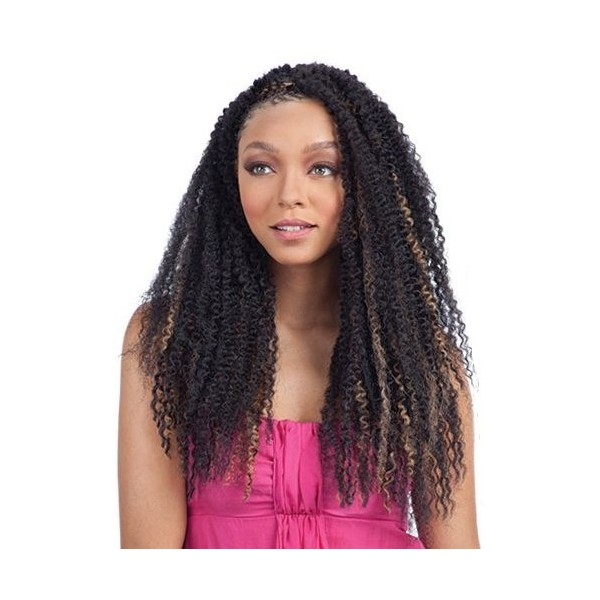 FREETRESS natte ISLAND TWIST BRAID 20""