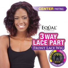 EQUAL perruque CHANNING (3 Way Lace Part)