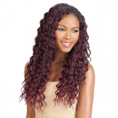"MILKYWAY Qué tissage Malaysian REGGAE TWIST 5PCS 16""18""20""22"""