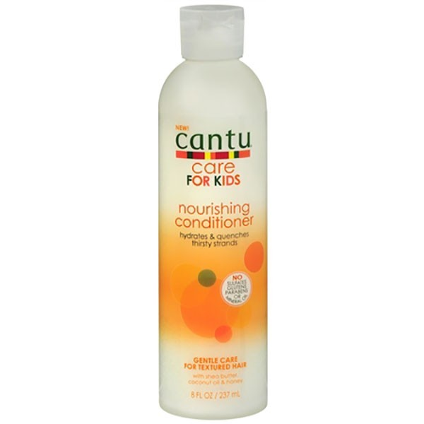 "CANTU FOR KIDS Après-shampooing hydratant KARITE COCO MIEL 237ml ""Nourishing Conditioner"" (FOR KIDS)"