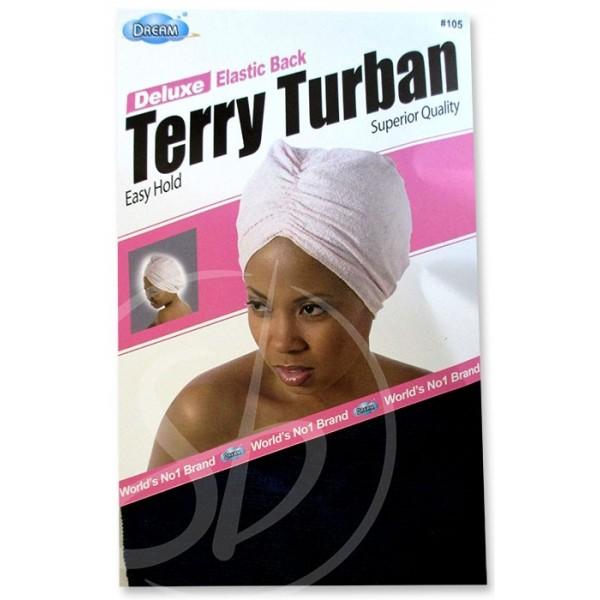 """DREAM Bonnet turban """"Terry Turban"""" DRE105"""