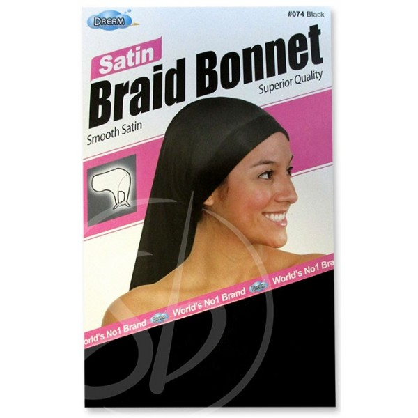 "DREAM Bonnet pour nattes ""Braid Bonnet"" DRE074"