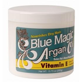 BLUE MAGIC Masque après-shampooing à l'huile d'ARGAN 390g