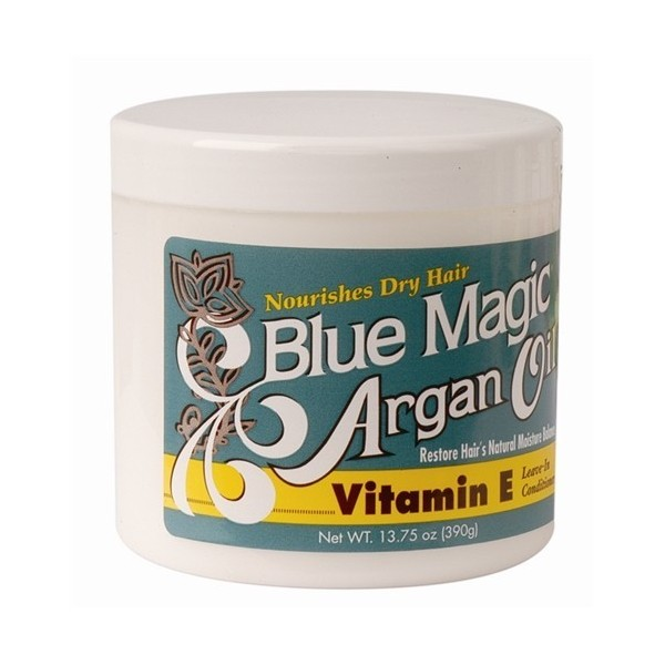 BLUE MAGIC Conditioning Mask with ARGAN oil 390g