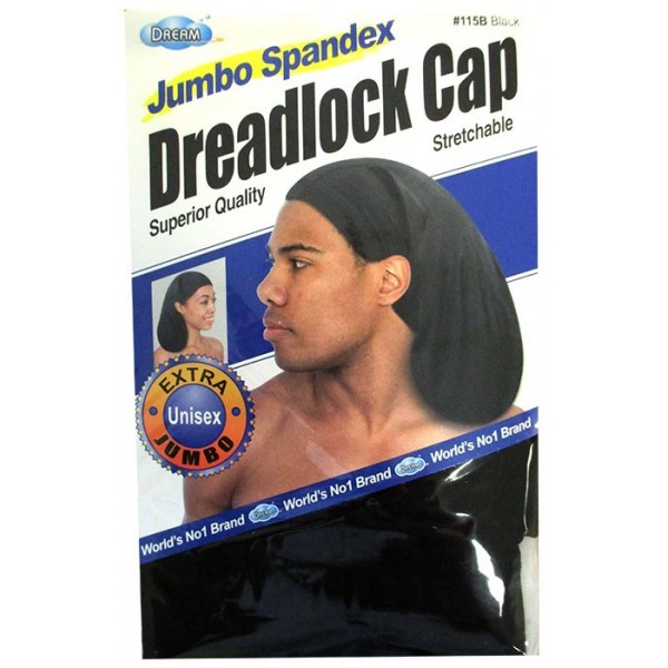 "DREAM Bonnet pour dreadlocks ""Dreadlock Cap"" DRE115B"