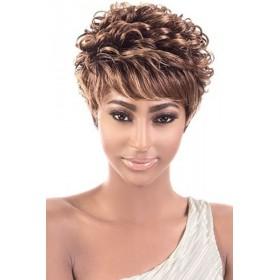 """MOTOWN TRESS ASHRO 9"""" wig"""