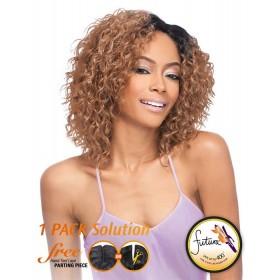 OUTRE tissage PERUVIAN SHORT BUNDLE HAIR 5PCS (Batik)