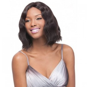 OTHER BRAZILIAN NATURAL WAVE BOB wig (Simply Lace Front)