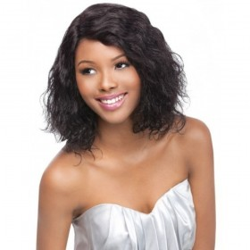 OTHER BRAZILIAN NATURAL BODY BOB wig (Simply Lace Front)