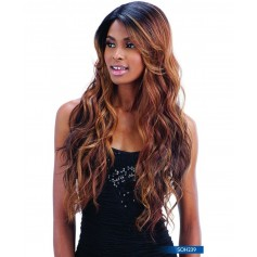 MODEL perruque SAFFRON (Deep Lace Front)*