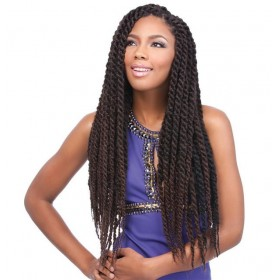 SENSAS natte JAMAICAN LOCKS 44""