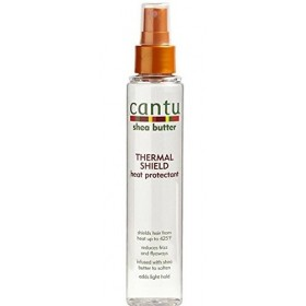 "CANTU Spray thermo-protecteur KARITE 151ml ""Thermal Shield"""