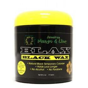 JAMAICAN MANGO & LIME Gel for twists & locks HONEY 177ml (BLAX)