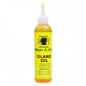 JAMAICAN MANGO & LIME Nourishing Island Oil 236.57ml (ISLAND OIL)