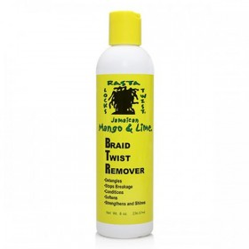 AMAICAN MANGO & LIME Conditioner for mats & twists 236ml (BRAID TWIST REMOVER)