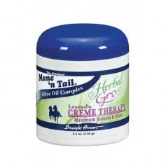 HERBAL GRO leave-in cream 156g (CREAM THERAPY)