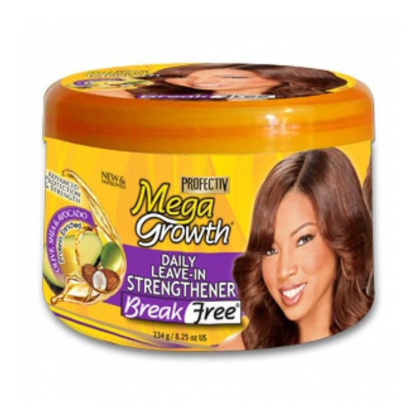 PROFECTIV Crème fortifiant sans rinçage OLIVE KARITE AVOCAT 234g (BREAK FREE)