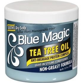 "BLUE MAGIC Tea Tree Oil Conditioner Mask 390g ""Tea Tree Oil"