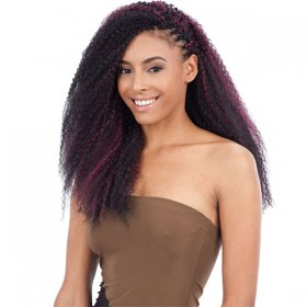 EQUAL natte KINKY BRAZILIAN BRAID