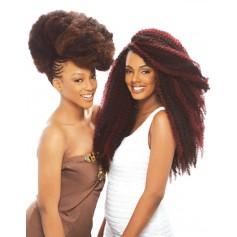JANET natte 3X AFRO TWIST BRAID