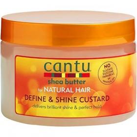 CANTU Crème définition & brillance boucles 340g (Define & Shine Custard)