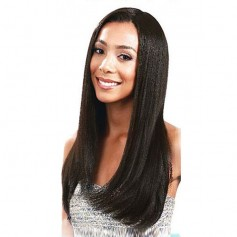 "BOBBI BOSS extension Bonnet clips STRAIGHT 20"" WEAVELET"