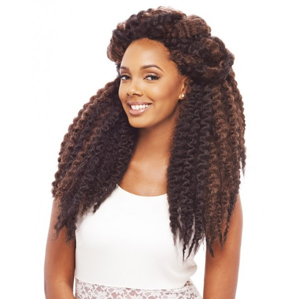 JANET natte HAVANA TWIST BRAID