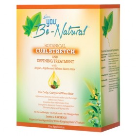 YOU BE NATURAL KIT lissant ARGAN JOJOBA (Curl Stretch)
