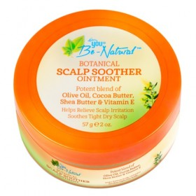 YOU BE NATURAL Pommade capillaire OLIVE CACAO KARITE 57g (Scalp Soother)