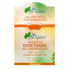 YOU BE NATURAL Gel lisseur de bordure COCO & ARGAN 57g (Edge Tamer)