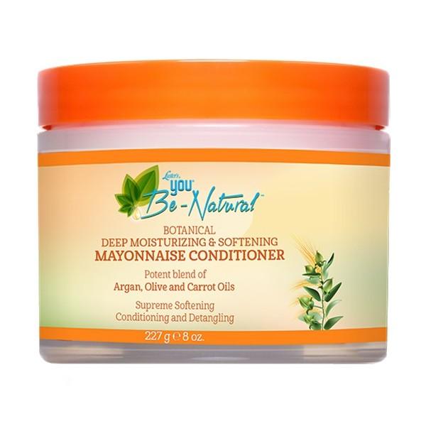 YOU BE NATURAL Masque Mayonnaise ARGAN CAROTTE 227g (Mayonnaise Conditioner)